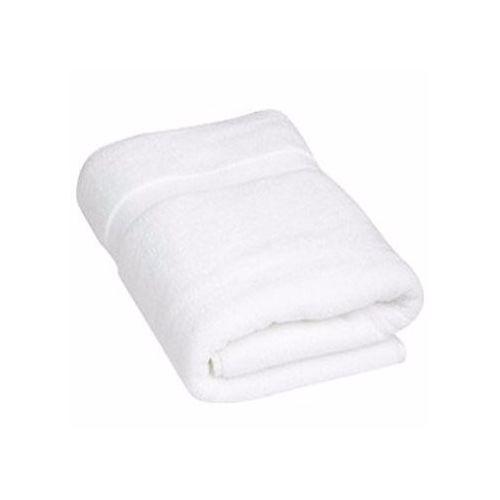 Large Absorbent Microfiber Towel Bath Quick Drying Washcloth Bath (White)