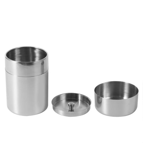 Stainless Steel Kitchen Containers Homemade Tea Containers Kitchen Containers For Tea And Coffee Storage Of Sugar Sealed Against Moisture With Lid