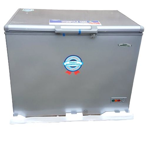 Medium Chest Freezer HTF-319 SILVER