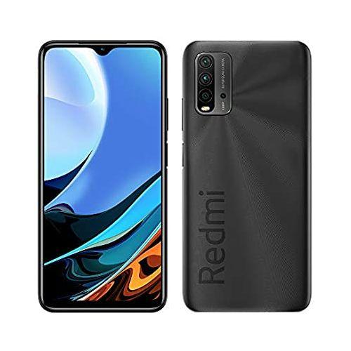 Redmi 9T 4GB 128GB, 48MP+8MP+2MP+2MP,6000mah,Snapdragon 662, Corning Gorilla Glass - Carbon Grey