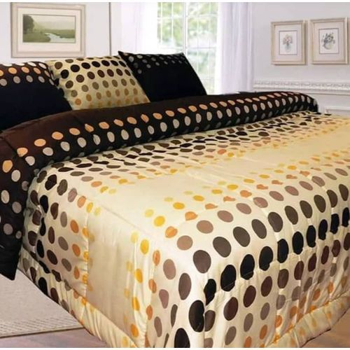 Big Boys Bed-sheet 4pillows +1free Throw Pillow