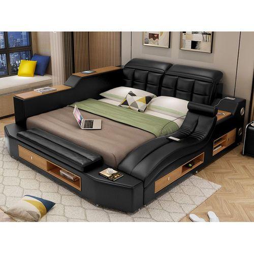 Emmanuel Alfraid Comfortable Ultra Modern Design Bed Set