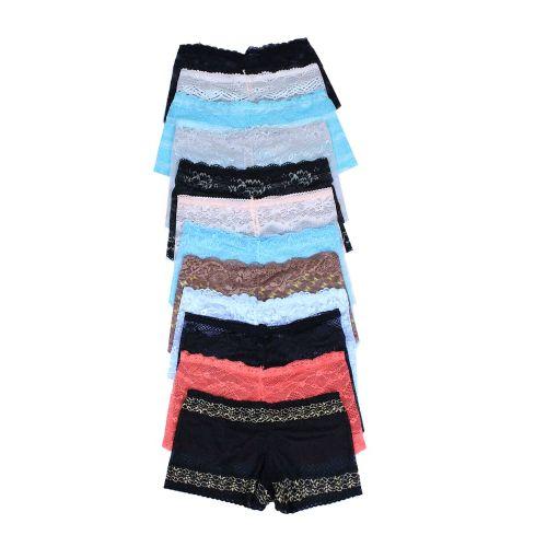 Niker Panties For All Ladies - 6 IN 1