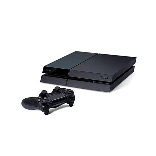 PS4 Console 500GB Includes Fifa 20, Pes 20 , God Of War