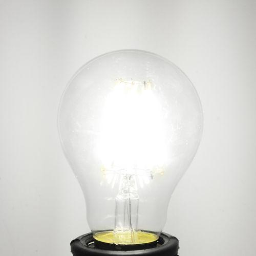 E14 E27 4-16W COB LED Edison Retro Filament Bulb Candle Light A60 Lamp