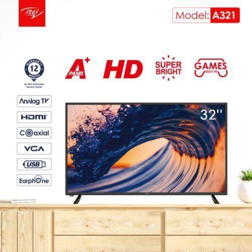 "32"" A Series LED HD TV - A321 + Free Wall Bracket"