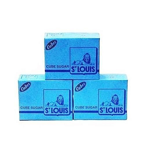 Cube Sugar 500g X Pack Of 3