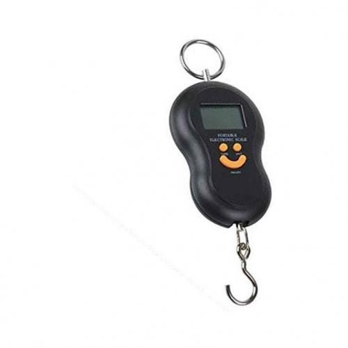 Portable 50kg/10g Digital Hanging Electronic Luggage Scale