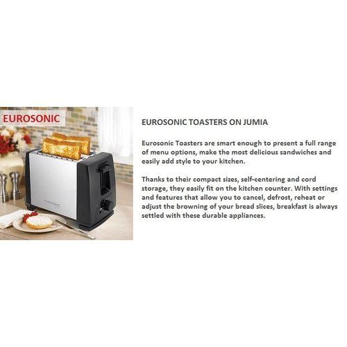 4-Slice Pop-up Toaster / Sandwich Maker