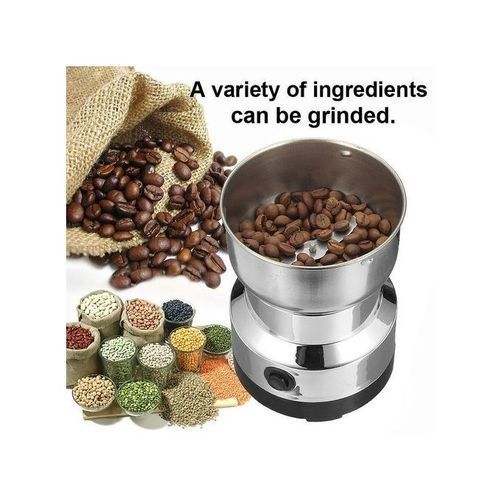 Electric Grinder For Nuts And Spices