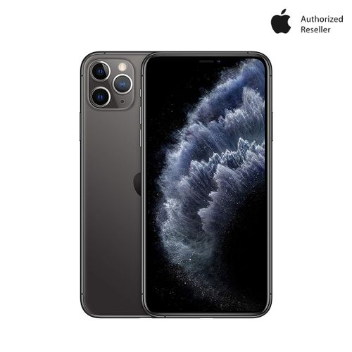 IPhone 11 Pro Max 64GB Space Grey - Authorized Reseller Store