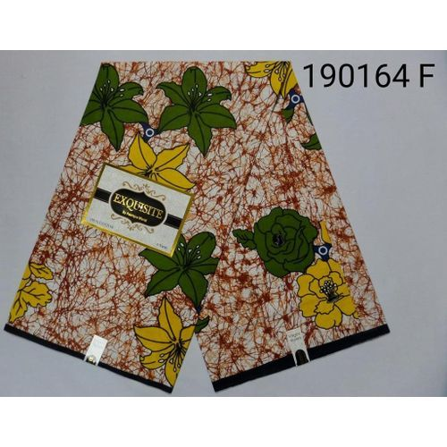 Exquisite Fashionable African Ankara Fabric