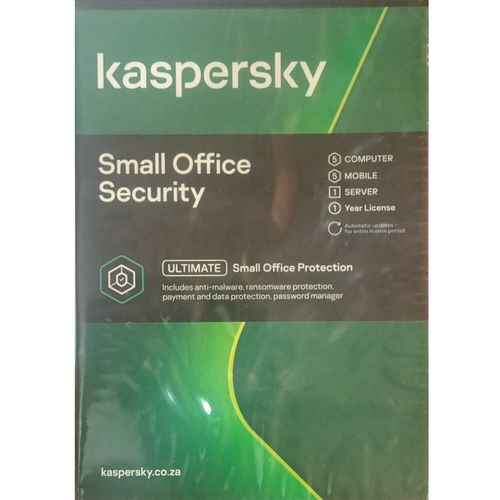 Small Office Security -(5Pc, 5Mobile, 1 Server)***