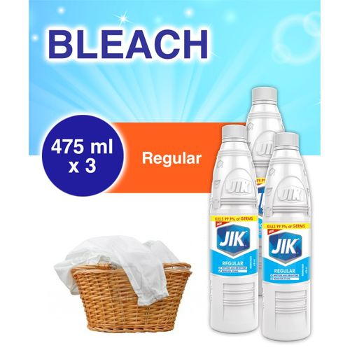 Bleach (Stain Remover & Germ Killer) - 475ml - Pack Of 3