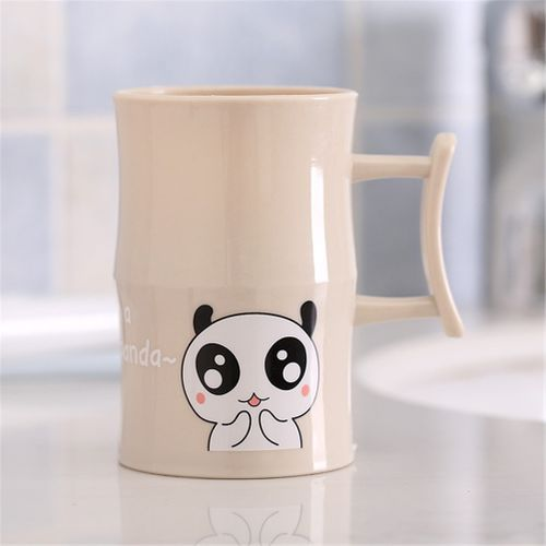 Creative Toothbrush Toothbrush Holder Cup Bathroom Wash Gargle Mugs Cute Cups For Water