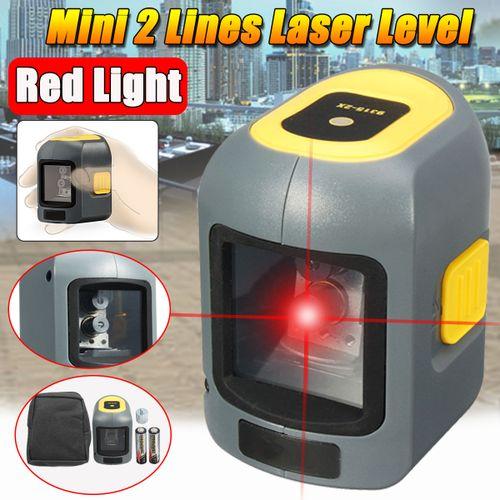 3D Mini Laser Level Self Leveling 2Line Automatic Vertical Horizontal Cross Tool
