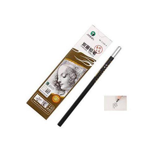 Charcoal Drawing Pencils Set Sketch Pencils 12pcs Charcoal Pencils Non-Toxic Drawing Pencils Tools Set For Fine Art Supplies