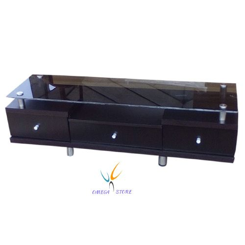 Tv Storage And Glass Top(lagos Only