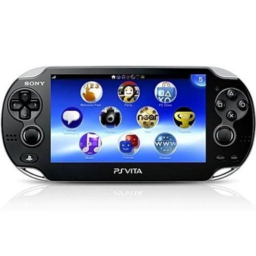 Sony Psvita Console (Wi-Fi)