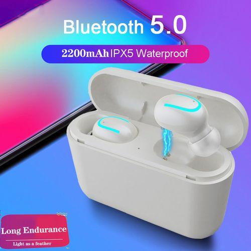 Wireless Earbuds Earphones Bluetooth 5.0 Headphones