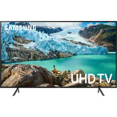 Premium UHD 4K Ultra Slim Flat 2019 Smart TV 43RU7100