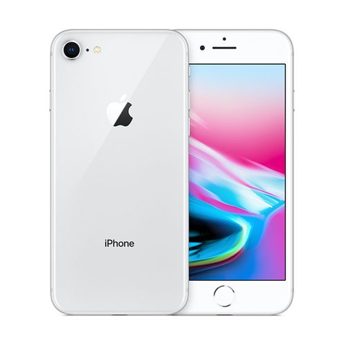 IPhone 8 Mobile Phone - 64GB - 4.7 Inch IOS 11.0 - 12MP Camera - Smartphone - Silver
