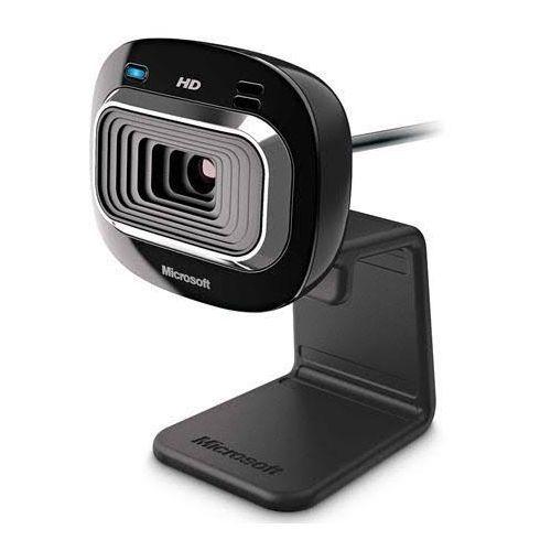 Microsoft LifeCam HD-3000 Web Camera (Approved For WAEC, NECO & JAMB Registration)
