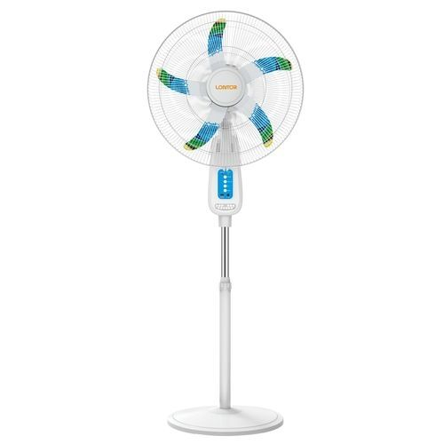 18 Inch Rechargeable Standing Fan With Remote Control And USB