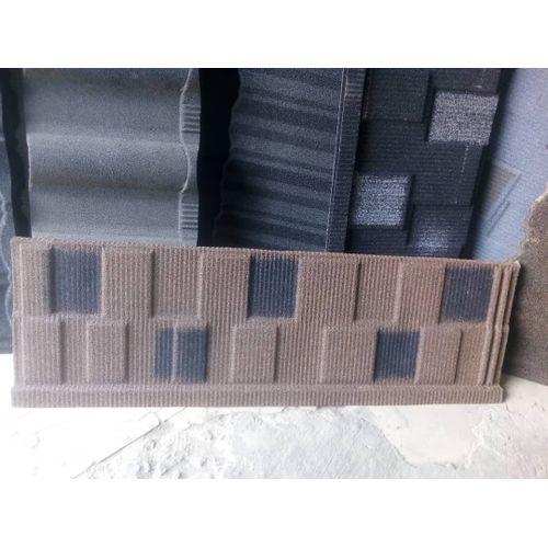 Shingles Metal Stone Coated Roof Tile