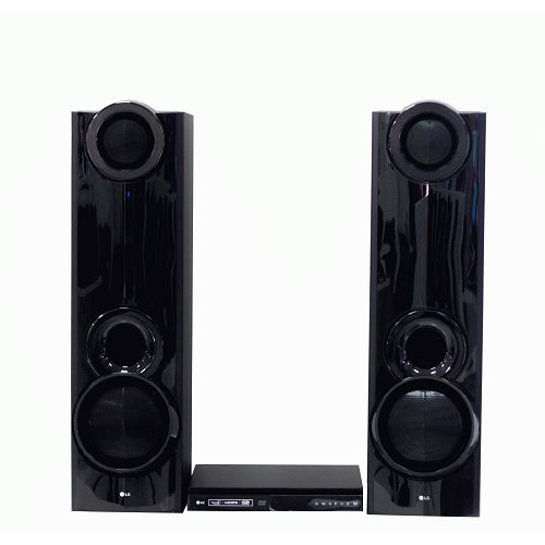 600W 2.2Ch Wireless Bluetooth DVD Home Theatre System With 2 Years Warranty - LHD667