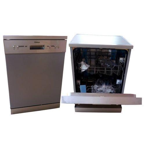 Silver Dishwasher