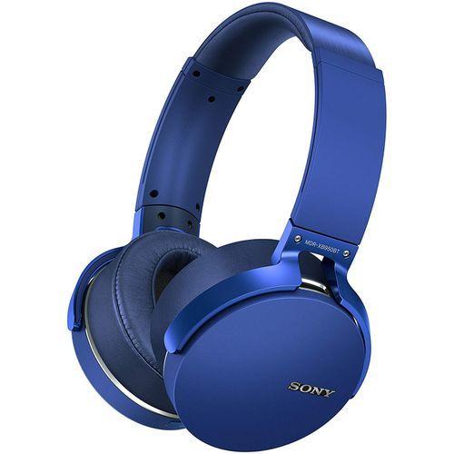 Extra Bass MDRXB-950BT Bluetooth Headset- Blue
