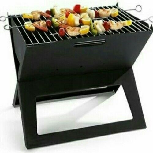 Portable Foldable Charcoal Grill Bbq