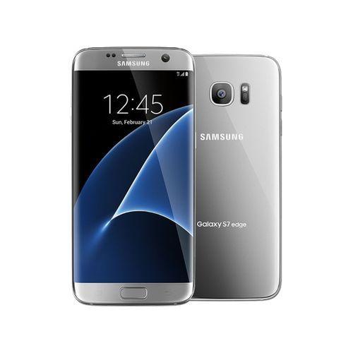 Galaxy S7 Edge 5.5'' QHD(4GB+32GB) 12MP+5MP 4G Smartphone-Silver