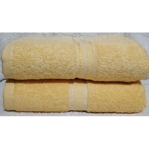 2 Set Of Small Bath Towel - Cream
