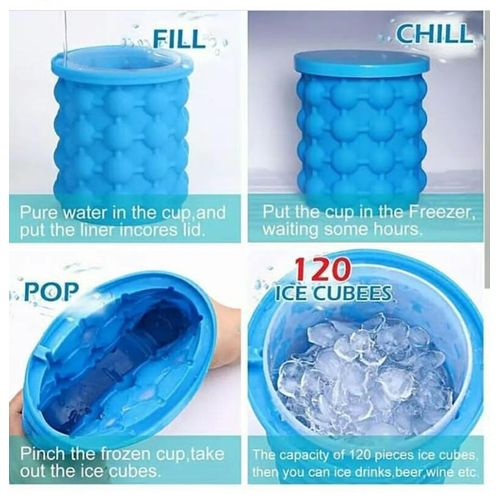 Trend Ice Cubes Maker