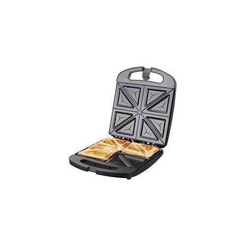 Large Electric 4 Slice Bread Toaster / Sandwich Maker