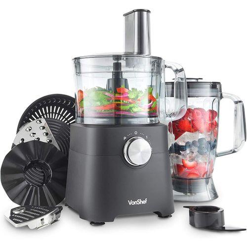 VonShef 750W Food Processor