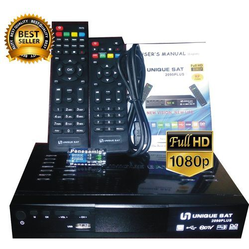 Ultra HD Free To Air Satellite TV Channels Receiver Decoder