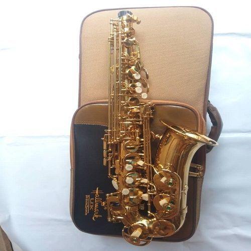 Altosaxphone Gold With Quaility Bag