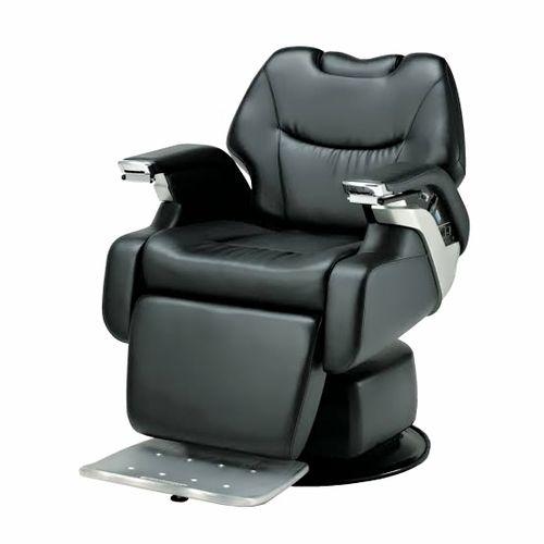 Executive Barber Chair Adjusting
