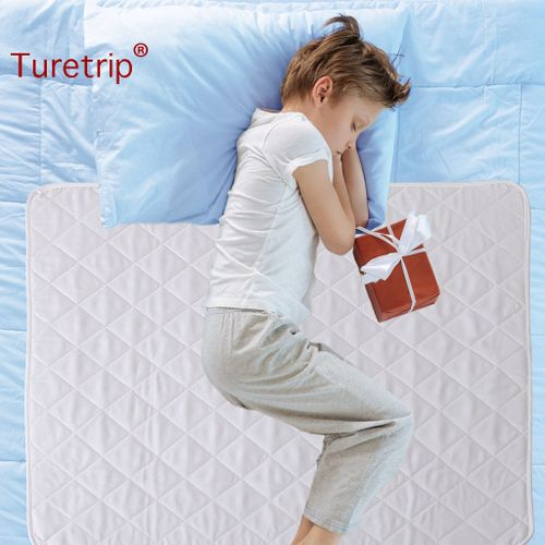Baby Change Pad 100% Waterproof Quilted Bed Pad