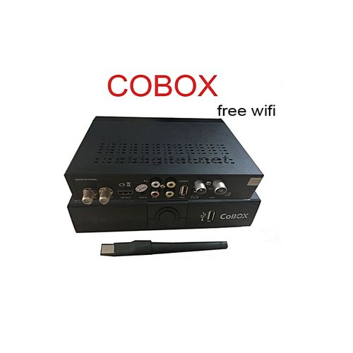 COBOX Africa New Decoder Watch MTV And French SPORT Channels On 22W Modem