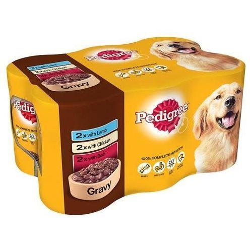 Adult Dog Food X 24 (Gravy)