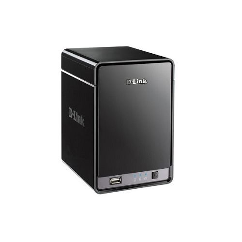 D-Link Cloud Network Video Recorder DNR-322L 3TB