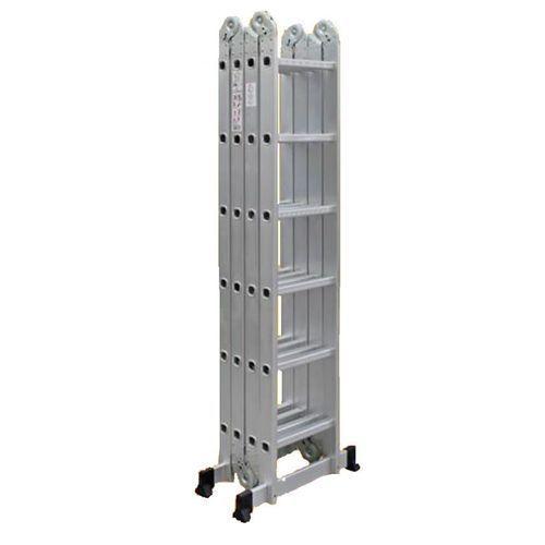 Foldable Multipurpose Aluminium Ladder