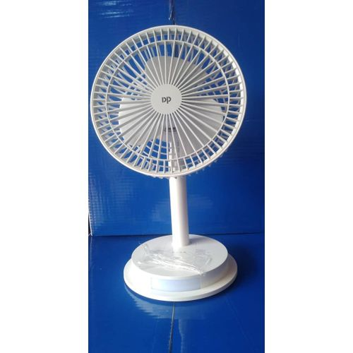 MINI TABLE RECHARGEABLE FAN
