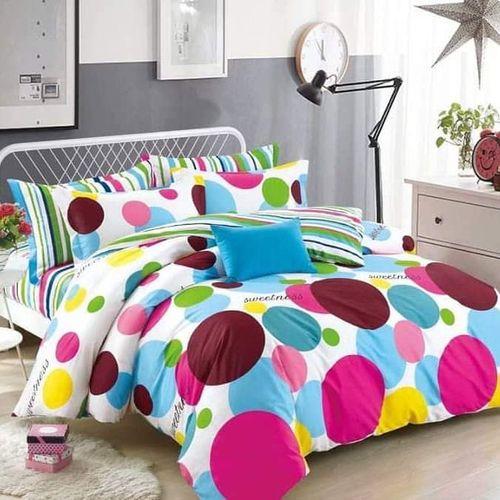 New Unique Fabulous Duvet + Bedsheet + 4 Pillow Case Set.