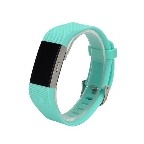 Replacement For Fitbit Charge 2 Silicone Watchband Wristband Strap Sport