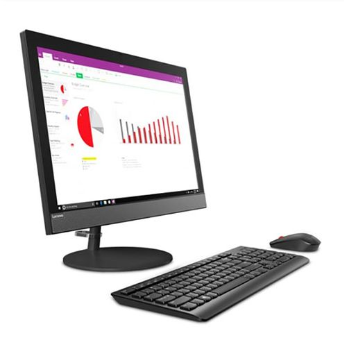 "V130-20IGM All-In-One - Pentium Silver J5005 - 4 GB - 1 TB - LED 19.45"" Win 10, WIRED MOUSE AND KEYBOARD"